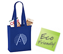 Wakefield Non-Woven Mini Exhibition Tote Bags  by Gopromotional - we get your brand noticed!