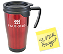 Cambridge Stainless Steel Travel Mugs  by Gopromotional - we get your brand noticed!
