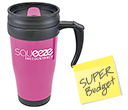 Alaska Colour Touch Travel Mugs  by Gopromotional - we get your brand noticed!