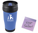 Alaska Colour Touch Travel Tumblers  by Gopromotional - we get your brand noticed!