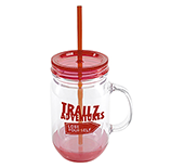 Mason Jars With Handle  by Gopromotional - we get your brand noticed!