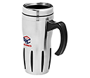 Arizona Stainless Steel Travel Mugs  by Gopromotional - we get your brand noticed!