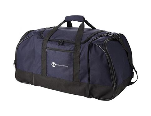 Stadium Square Travel Duffel Bag