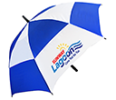 Autovent Sports Umbrellas  by Gopromotional - we get your brand noticed!