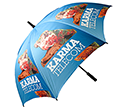 Fibrestorm Auto Golf Umbrella  by Gopromotional - we get your brand noticed!