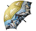 Fibrestorm Vented Golf Umbrellas  by Gopromotional - we get your brand noticed!