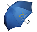 Aluminium Automatic Walking Umbrellas  by Gopromotional - we get your brand noticed!