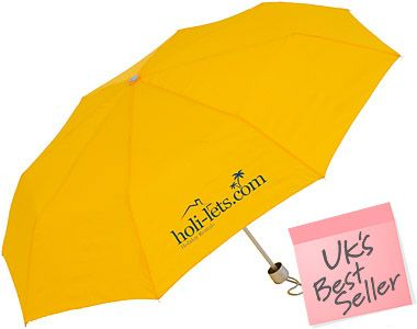 Aluminium Supermini Telescopic Umbrellas