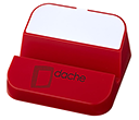 Hopper 3-in-1 USB Hub and Phone Stands  by Gopromotional - we get your brand noticed!