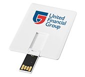 2gb Ultra Thin Credit Card USB FlashDrive