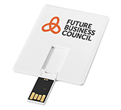 4gb Ultra Thin Credit Card USB FlashDrive