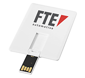8gb Ultra Thin Credit Card USB FlashDrive