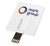 1gb Ultra Thin Credit Card USB FlashDrive
