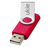 1gb Twister USB FlashDrive - Engraved